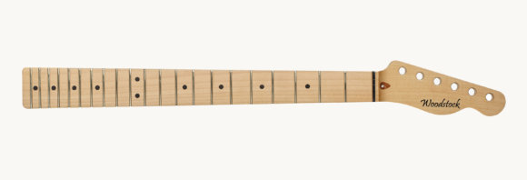Гриф для електрогітари Woodstock Tele F-Style Replacement Neck MN