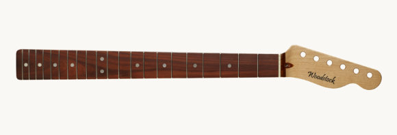 Гриф для електрогітари Woodstock Tele F-Style Replacement Neck RW
