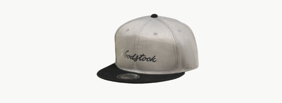 Кепка-snapback Woodstock Black-Grey